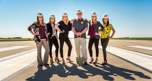 My Place Breaks Ground on Four Franchises in One Week
