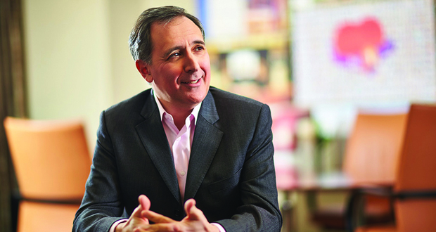 IHG's Richard Solomons To Step Down as CEO