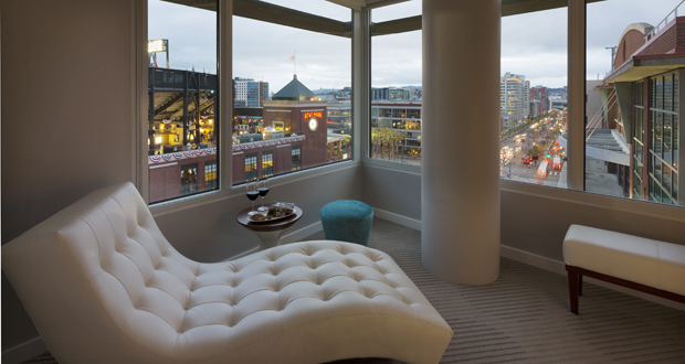 Hotel VIA Opens in San Francisco With Tech-Driven Design