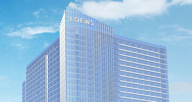 Loews Kansas City Convention Center Hotel To Open in 2020