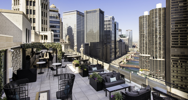 Oxford Capital Group Recreates LondonHouse Chicago