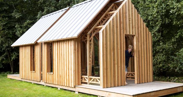 Radical Innovation-Garden House
