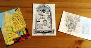 Kimpton Hotel Monaco Pittsburgh Enlists Local Artists To Design Postcards