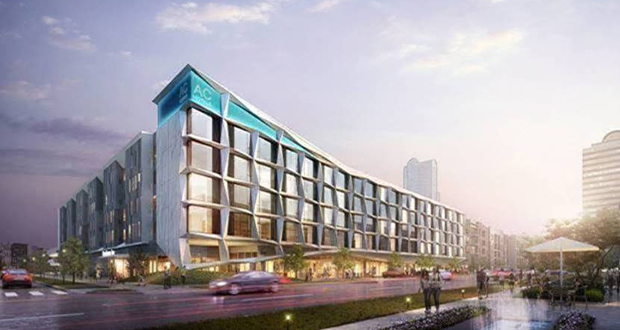 This Dual Brand Hotel Will Anchor Dallas Midtown