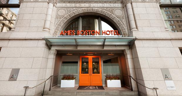 Ames Boston Hotel Finishes $6 Million Renovation