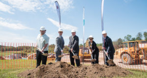 Roedel Breaks Ground on Homewood Suites at Riverbridge