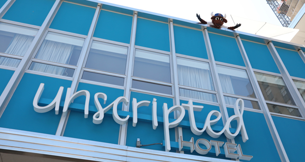 First Unscripted Hotel Opens in Durham