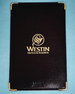 Westin Ready Eddie Notepad