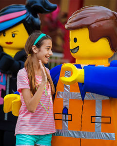 Wyndham Rewards partner, LEGOLAND
