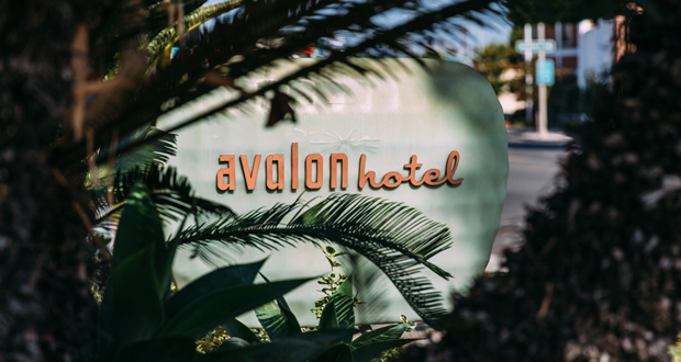 Design Hotels Adds Two Avalon Hotels in California