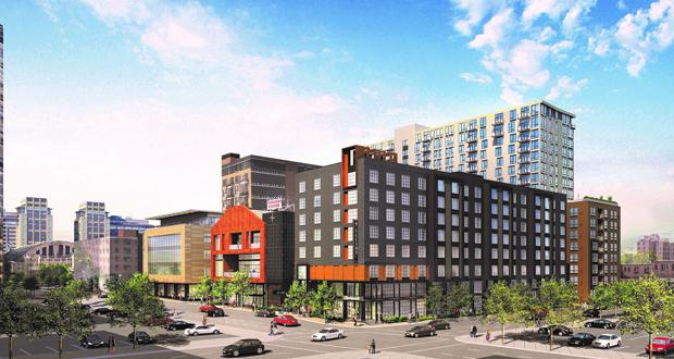 Wilkinson Development Breaks Ground on Elliot Park Hotel