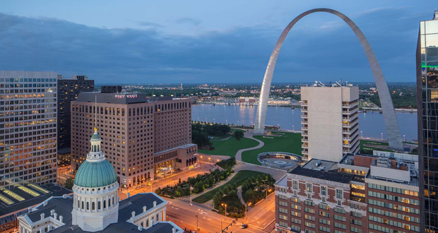 Hyatt Regency St. Louis at The Arch Completes Renovation