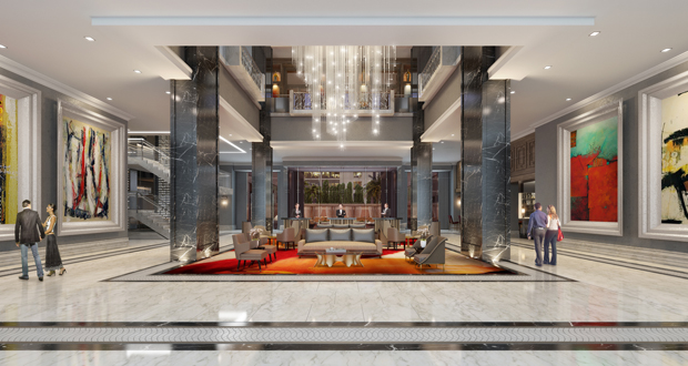 This Luxury Mixed-Use Hotel Is Coming to Houston