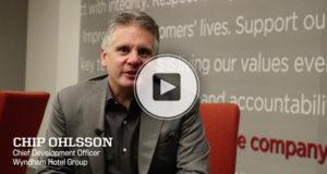 LODGING Insider: Chip Ohlsson Talks Wyndham