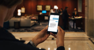 How Texting Is Changing Hotels' Internal Communications