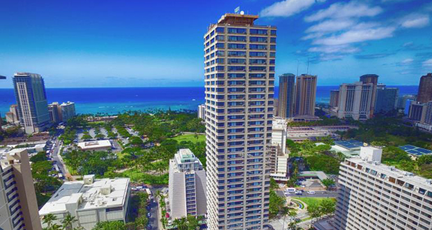 IHG Opens America's Largest Holiday Inn Express in Waikiki