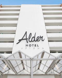Alder Hotel Exterior