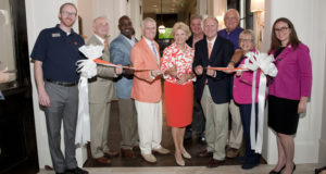 The Inn at Patrick Square Marks Opening by Honoring Clemson University