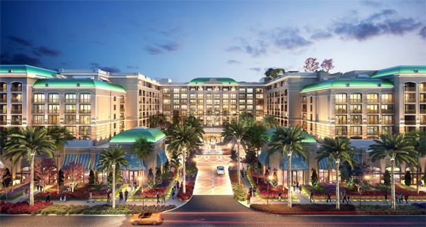 Construction Begins on the $245 Million Westin Anaheim Resort