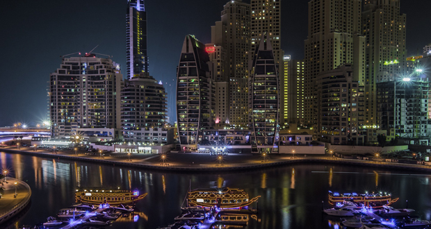 Five cities with the most hotel construction in the world for The largest hotel in dubai