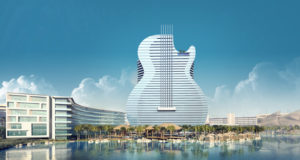 Seminole Hard Rock Hotel To Add Guitar Shaped Hotel Tower