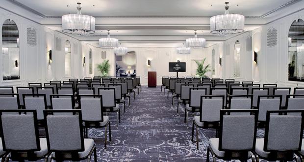 Hilton Chicago Finalizes 150 Million Renovation