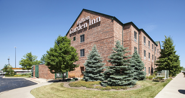 CBRE Hotels Arranges Sale of Hilton Garden Inn South Chicago-Tinley Park
