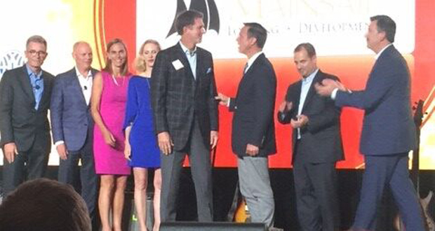 Mainsail Lodging & Development Earns Marriott's Partnership Circle Award