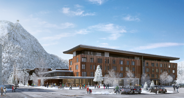 The PlumpJack Group To Redevelop Squaw Valley Inn