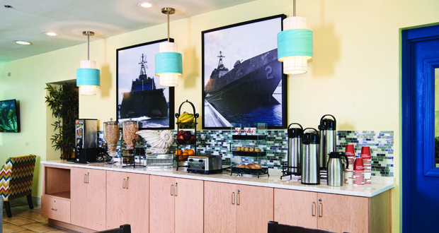 Navy Lodge Mayport GM on What It's Like to Run a Military Hotel