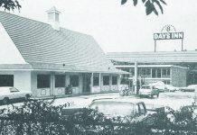Days Inn - Forsyth, GA - Brand's 1st Interstate Motel