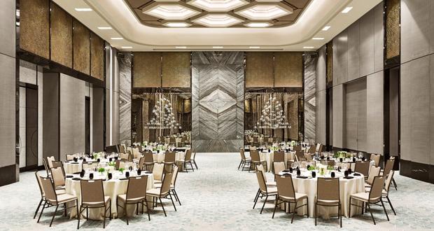 Fairmont Quasar Istanbul Ballroom
