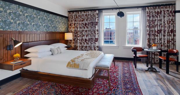 Joie de Vivre's Hotel Revival To Open in Baltimore in 2018