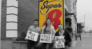 Super 8 Partners with Human Hug Project To Combat PTSD
