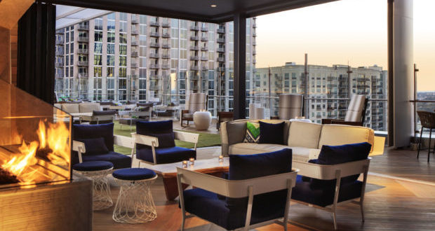 Kimpton tryon park hotel opens as kimpton 39 s first boutique for Charlotte nc boutique hotels