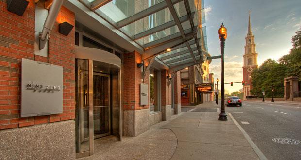 Boston's Kimpton Nine Zero To Undergo Interior Renovation