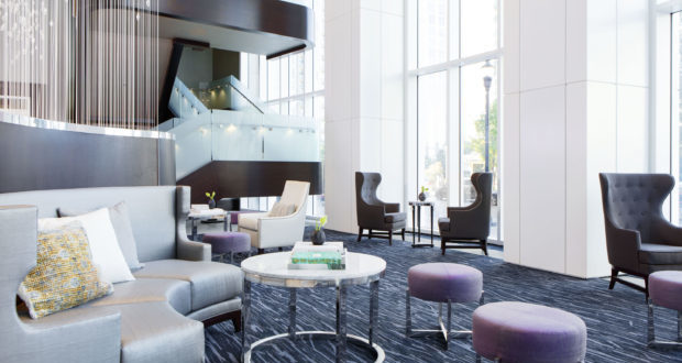 Kimpton Tryon Park Hotel Opens as Kimpton's First Boutique Property in Charlotte