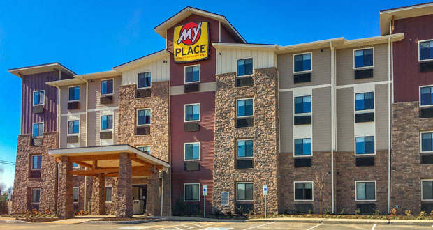 My Place Hotels Opens First Tennessee Property