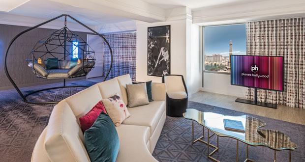 Planet Hollywood Resort & Casino Competes $100 Million Renovation