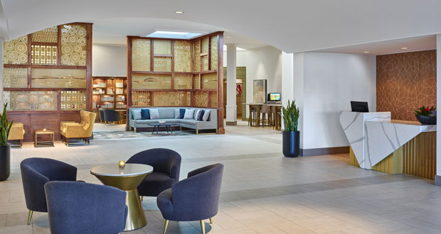 Sheraton Portland Airport Hotel Unveils Renovation