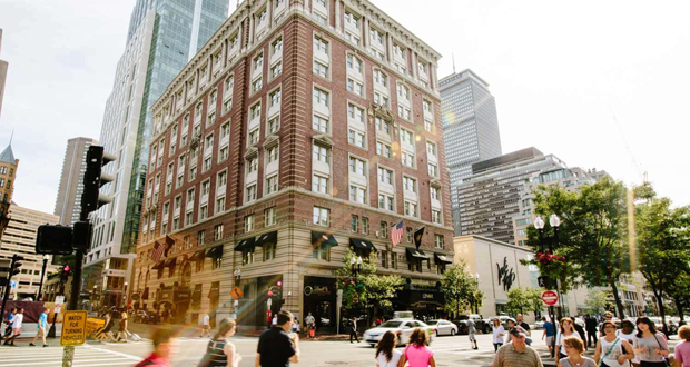 Luxe Collection by L.E. Hotels Adds Boston's Lenox Hotel