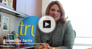 LODGING Insider: Alexandra Jaritz Talks Tru by Hilton