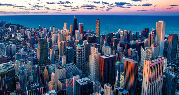 Chicago Sets New Record of 55 Million Visitors in 2017