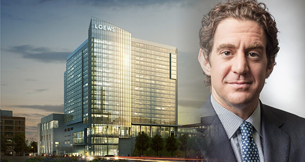 Insights from ALIS: Checking in with Alex Tisch of Loews Hotels