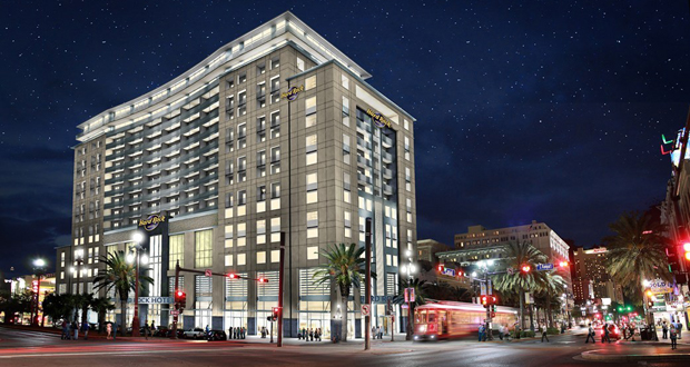 Hard Rock Hotel Coming to New Orleans in Spring 2019