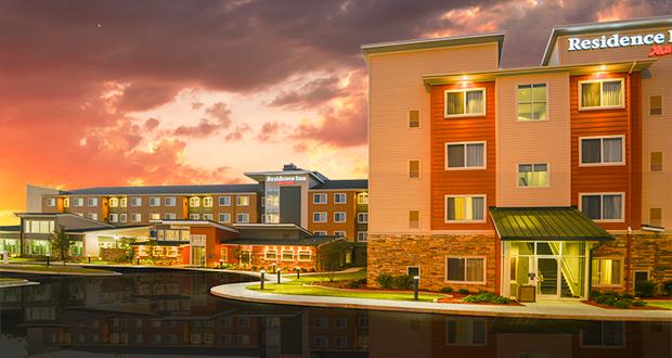 PMZ Realty Capital Arranges Financing for Residence Inn Augusta