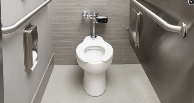 Survey Underlines the Importance of Spotless Restrooms