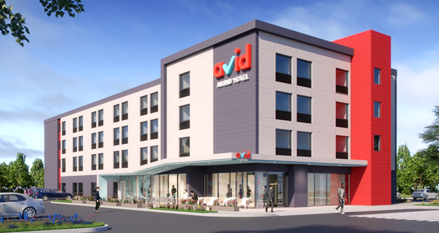 IHG's avid hotels Brand Launches Franchising in Mexico