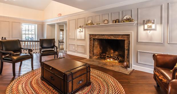 Aurora Inn: Restoring a Property to its Original Beauty