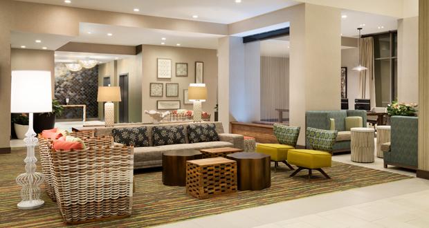 Embassy Suites by Hilton Oahu Kapolei lobby